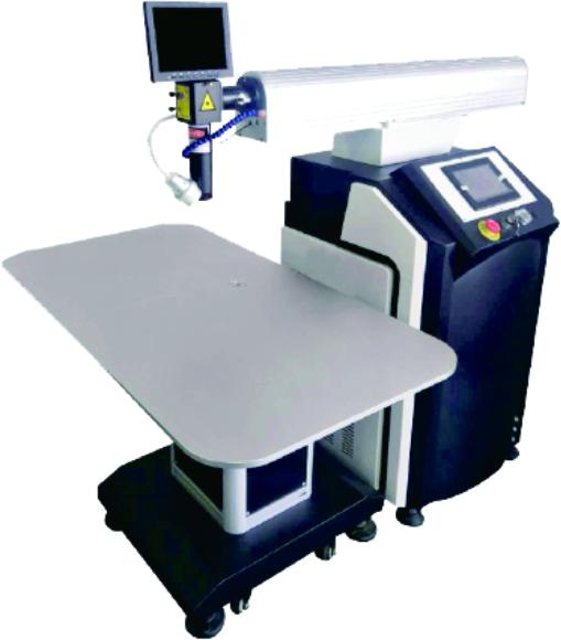 广告字激光焊接机