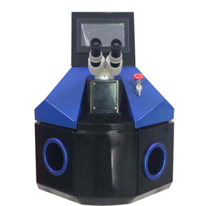 桌面式首饰激光焊接机