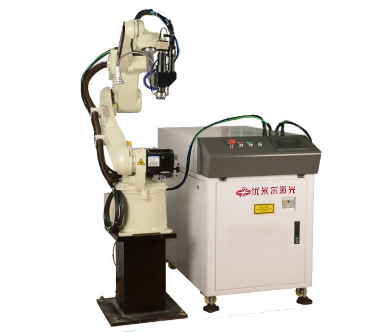 六轴机器人激光焊接机