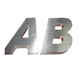 广告字激光焊接机样品2